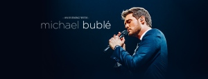 Michael Bublé at the Canadian Tire Centre