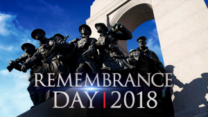 Remembrance Day 2018 full coverage