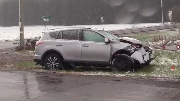 Glengyle crash