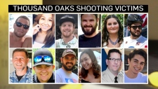 Thousand Oaks victims
