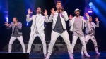 Backstreet Boys members, from left, Howie Dorough, Kevin Richardson, Nick Carter, AJ McLean and Brian Littrell perform at KTUphoria 2018 at Jones Beach Theater on Saturday, June 16, 2018, in Wantagh, N.Y. (Photo by Charles Sykes/Invision/AP)