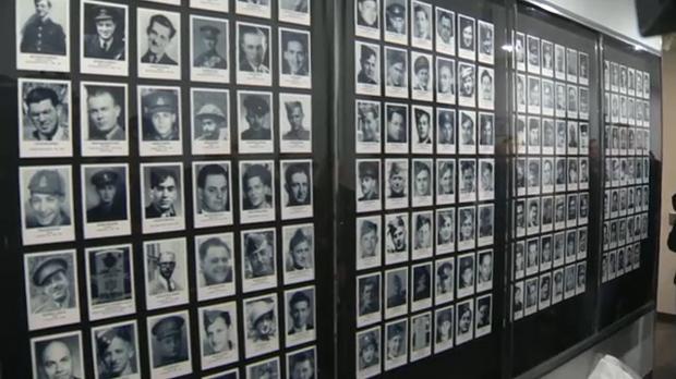 Veterans Wall of Honour - JCC Calgary