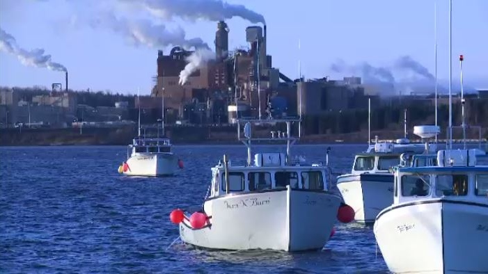 A group of fishermen has vowed to block any survey boats from entering the Northumberland Strait.