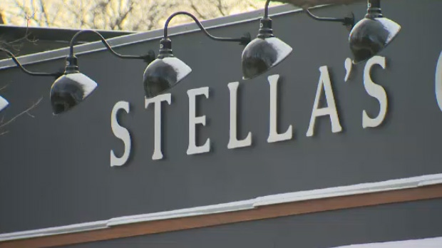 File image of the Stella's sign.