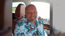Trucker John Meiring