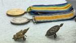 Lethbridge medals