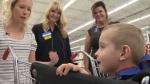 Walmart accessibility carts