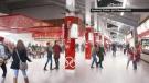 Artist rendering of Olympic venue - YYCGames2026