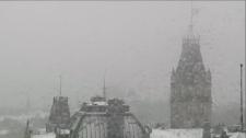 Snow quebec city