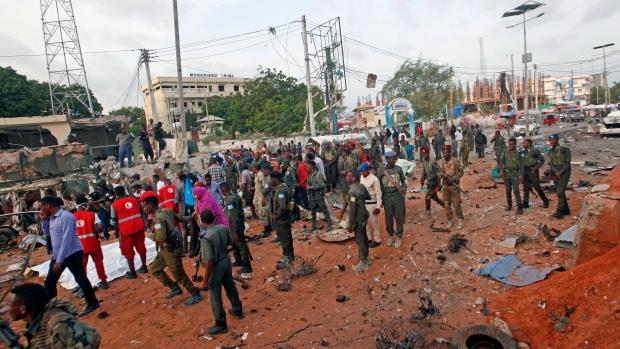 Somalia blast