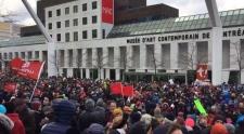 March against climate change Nov 10