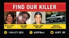 OPP are investigating the murder of three people from Six Nations. (Courtesy: OPP)