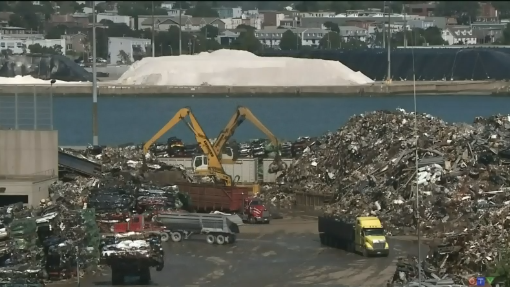 AIM recycling facility