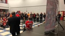 Re-building Community Through Sport