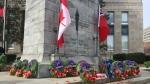 The Kitchener cenotaph on November 11, 2018. (Courtesy: Dan Lauckner)