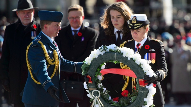 There will be several schedule changes on Monday, Nov. 11 to mark Remembrance Day.