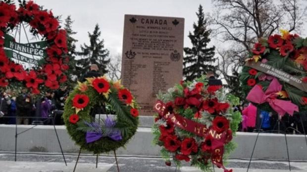 Remembrance Day 2018 | CTV News Winnipeg