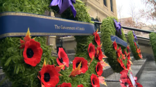 Remembrance Day, First World War, armistice, wreat
