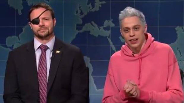 Snl S Pete Davidson Apologizes Invites Injured Veteran To
