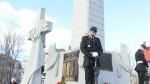 Remembrance Day ceremonies across the Maritimes