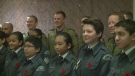 Cadets have chance to meet Snowbirds