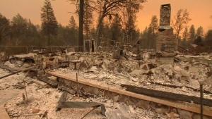 CTV National News: Deadly wildfires in California