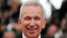 French fashion designer Jean-Paul Gaultier. (Valery Hache / AFP)