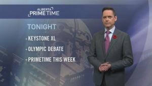 Alberta Primetime November 9, 2018