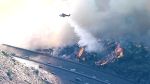 Officials give update on Calif. wildfires