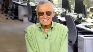 Stan Lee talks superheroes on Canada AM