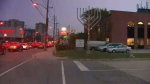 Police say a group of Jewish teenagers were attacked near the intersection of Fairholme Avenue and Bathurst Street.