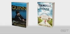 Two Sudbury authors, Sean Costello and Ric deMeulles, join Tony Ryma in studio to talk about their newly released books Terminal House and Quinn.