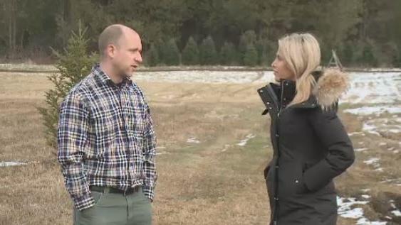 Mark Spear, CEO of Burnstown Farms Cannabis Company, wants to build an outdoor marijuana farm near Carleton Place.