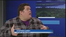 Steve Carey of Sudbury's Talk Nerdy on Stan Lee's death and his marvel legacy