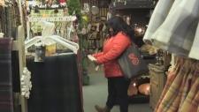 As holiday shopping gets underway, Lincoln Louttit talks to shoppers and local businesses in Sault Ste. Marie about seasonal spending.