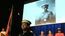 Sudbury high school remembers students lost to WWI