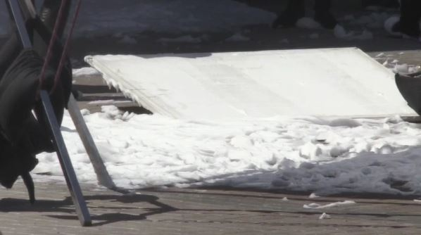 North Bay's ban on fake snow causes concern