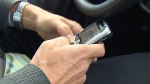 Jeff Keele reports on how using a cellphone while