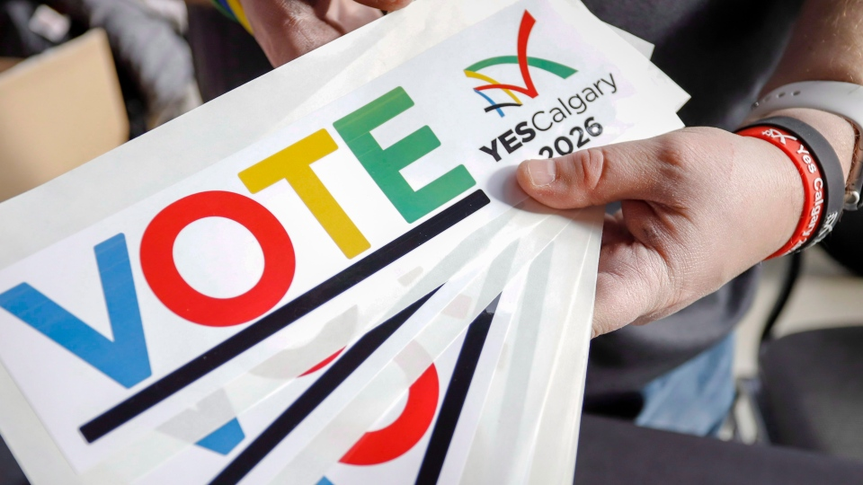 Calgary 2026 Leader Expects Close Vote In Winter Games