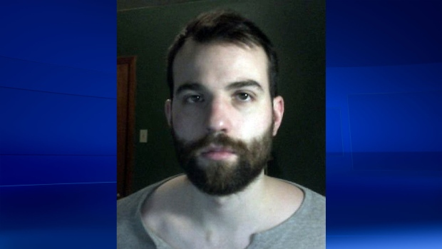 Montreal police have an arrest warrant for Gabriel Sohier Chaput, who uses the alias Charles Zieger