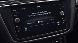 Volkswagen is bringing more mobile-control features to vehicles. (Volkswagen)