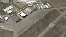 Brantford Municipal Airport is seen in this image taken from Google Maps on Nov. 13, 2018.