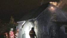 Fire destroys Cape Breton home