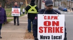 Rotating postal strike hits Halifax area