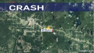 Cindy Petit of Smooth Rock Falls is dead after a fatal crash Monday night on Highway 11.