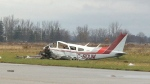 Plane crash Brantford, Ontario