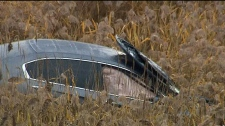 Crash near Highway 410 in Mississauga