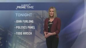 Alberta Primetime November 12, 2018