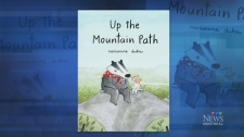 Marianne Dubuc: Up the Mountain Path