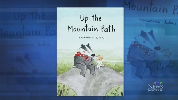 Marianne Dubuc: Up the Mountain Path